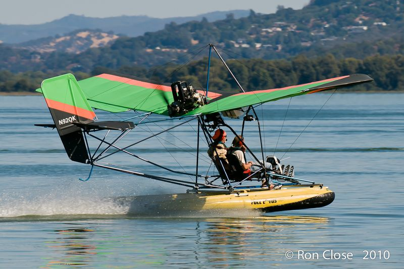 NEW SAILS FOR OUR QUICKSILVER FLOAT PLANE | Light Sport and